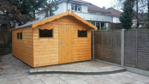 Contact Apco Garden Design today for all of your sheds needs in Dublin