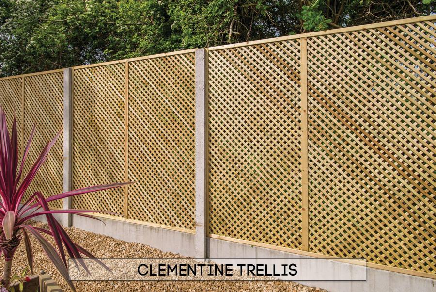 Best Garden Fencing Dublin Wooden Gates Dublin APCO Garden