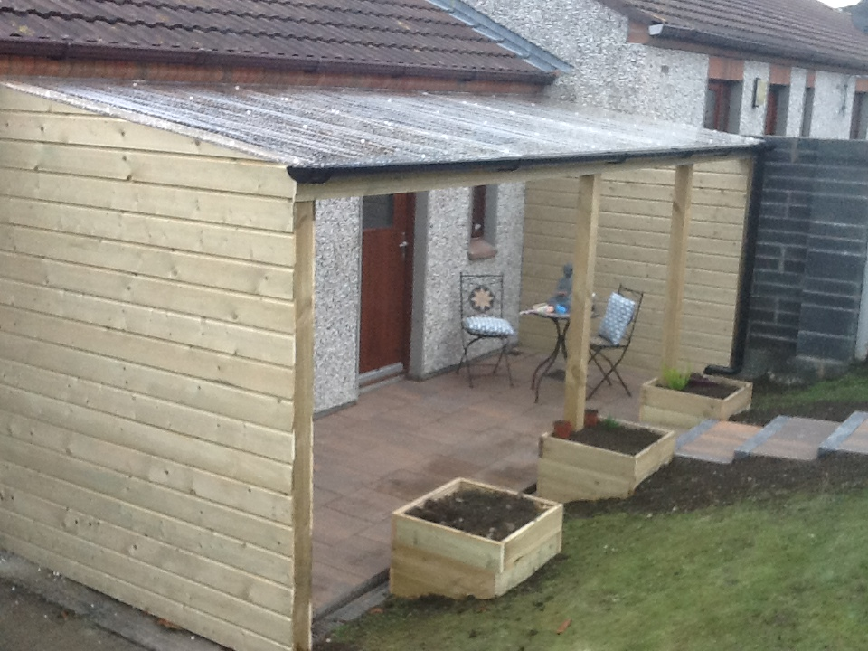 Garden shed Dublin