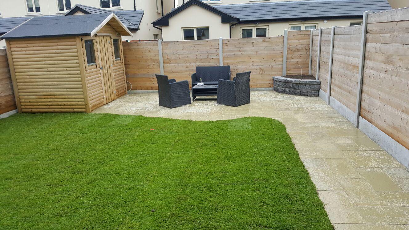 Garden landscaping in Dublin | Design Landscape gardeners ...