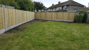 Contact Apco Garden Design at 01 6263496 today for all of your fencing needs in Dublin