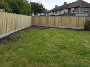 Fencing Dublin, Apco Garden Design