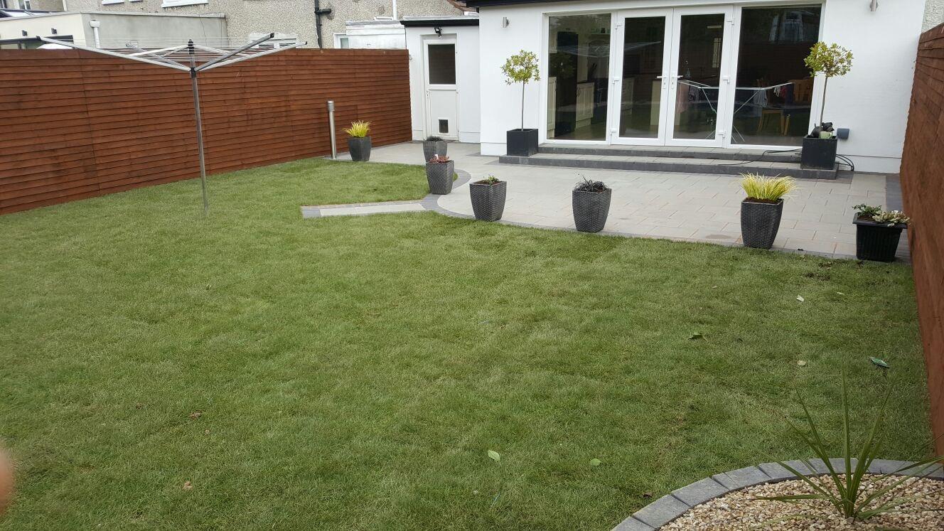 Apco Garden Design, Landscaping Dublin