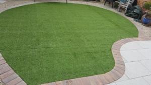 Artificial Grass Patio Dublin | Apco Synthetic Grass