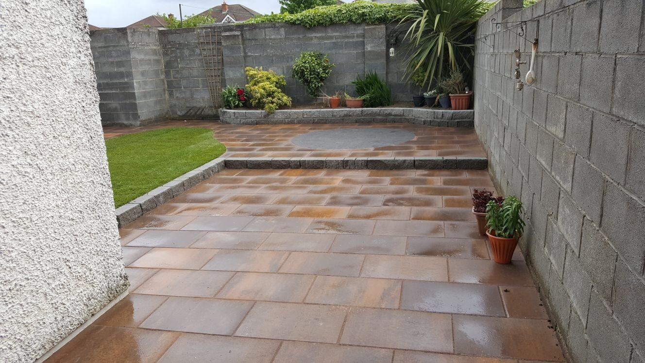 Patio Dublin | Apco Garden Design