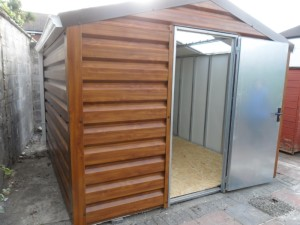 Contact Apco Garden Design today for all of your shed needs in Dublin