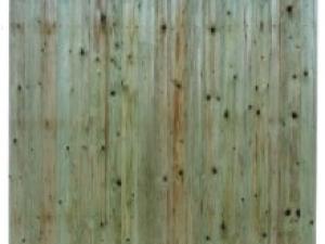 Garden fencing Dublin - closed cottage fencing