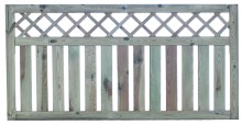 Garden fencing Dublin - deck fence