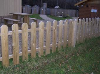 Best Garden Fencing Dublin Wooden Gates Dublin Apco