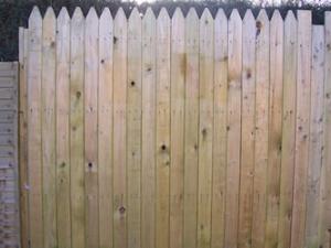 Garden fencing Dublin - Fencing Solid Cottage