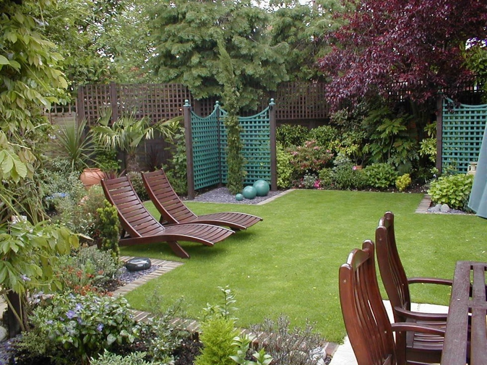 Garden Design Ideas | Apco Garden Design on Backyard Patio Layout id=57225