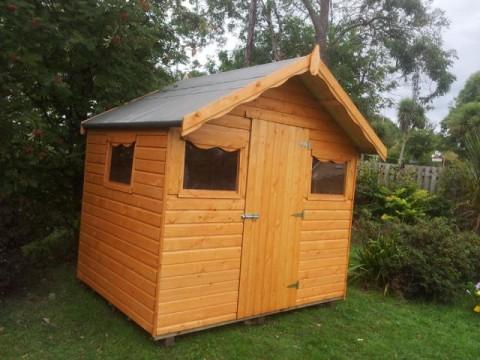 Garden shed Dublin - Premier Chalet