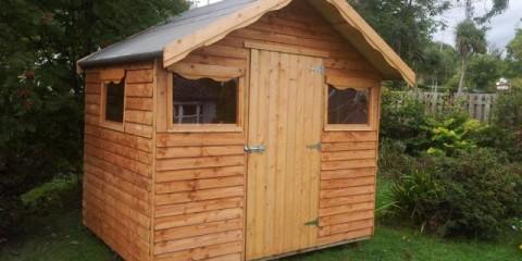 Garden shed Dublin - Standard Chalet