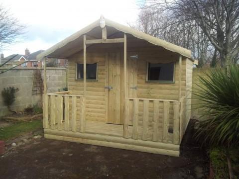 Shed Dublin - Summerhouse sheds